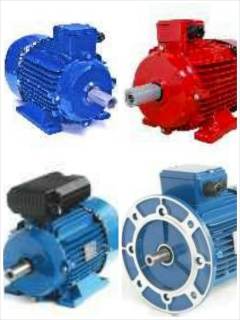 ELECTROPRECIZIA ELECTRICAL MOTORS